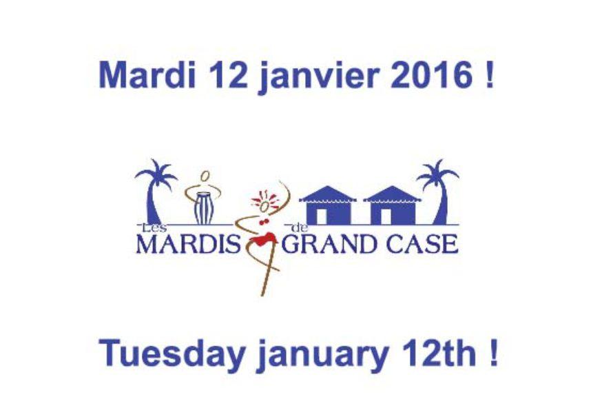 Saint-Martin : Les mardis de grand case reprendront le mardi 12 janvier 2016