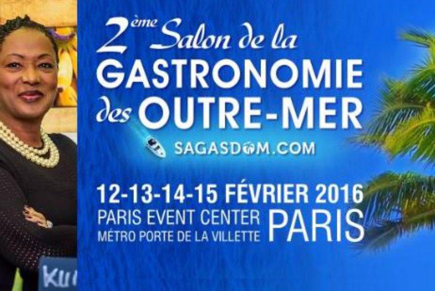 Nouvelle édition du Salon de la Gastronomie des Outre-Mer