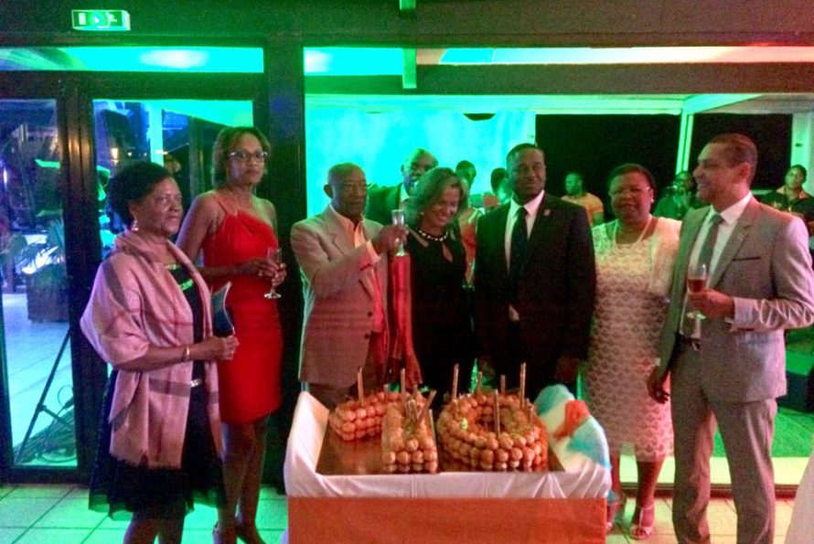 SEMSAMAR: 10 ans en Guyane, ca se fête!