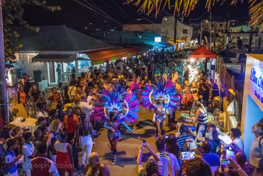 Saint-Martin : Les mardis de grand-case reprennent cette année le 17 Janvier 2017 pour une saison de 12 mardis