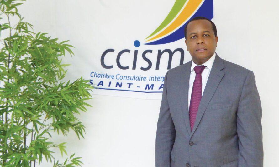 Les vœux du président de la CCISM : Je vous remercie pour votre engagement…