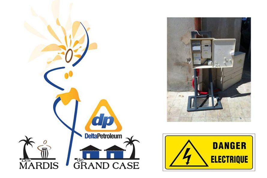 On a frôlé l'annulation des Mardis de Grand Case pour un problème électrique !