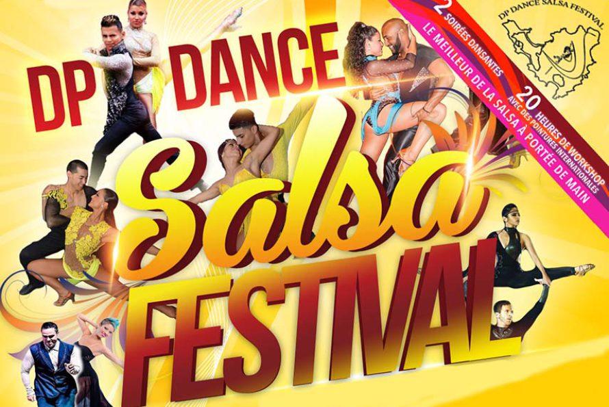 Ce week-end aura lieu la 4ème édition du St. Martin DP Dance Salsa Festival