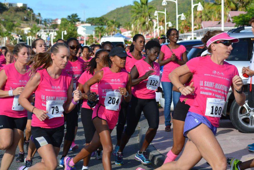 4ème Edition de «La Saint Martinoise! Course 100% féminine