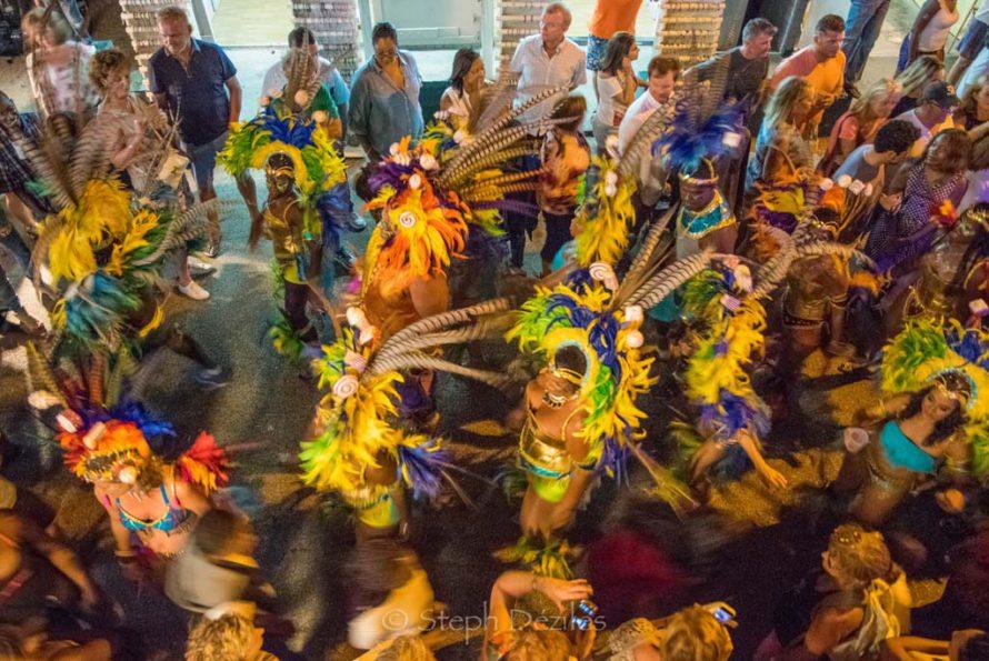 Les Mardis de Grand Case ont vécu au rythme du Carnaval hier