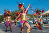 Revivez la Grande Parade de Carnaval en photos !