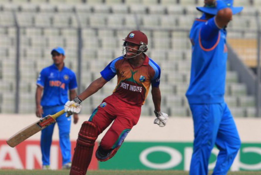 Tourism Office : Congratulations to Keacy Carty and West Indies under -19 Cricket Team for their ICC World Cup Win