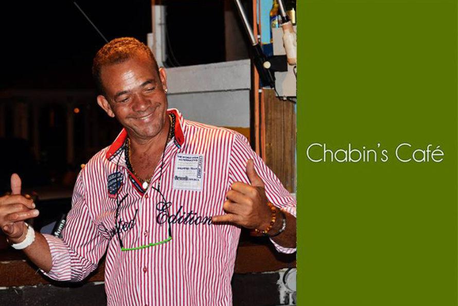 Hommage à Chabin mercredi soir de 18:30 h à 22:00 h au Chabin's Café