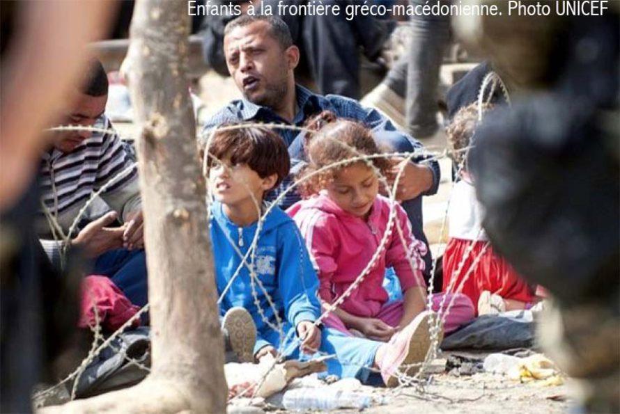 10 000 enfants réfugiés auraient été «perdus» en Europe