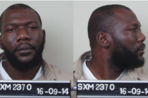Sint-Maarten police report : Search for escaped prisoner