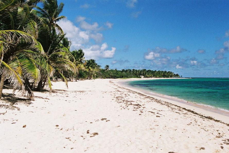 Les plages de la Caraïbe en bonnes places des plus belles plages du monde