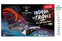 INDOOR DE FRANCE – All Star Wind Games : Du Windsurf au cœur de Paris les 1 et 2 Avril 2016
