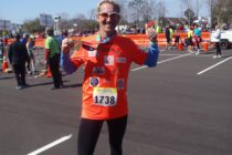 "Myrtle Beach marathon, SC: 10th run in 10 weeks for David Redor, a.k.a. ""Crazy Dave"""