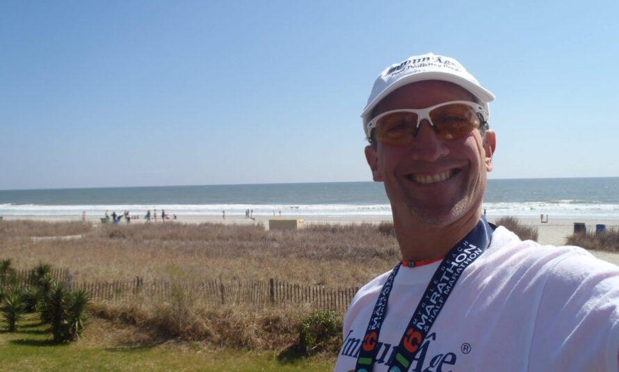 David Redor : Un 10ème marathon en moins de 5 heures en caroline du sud