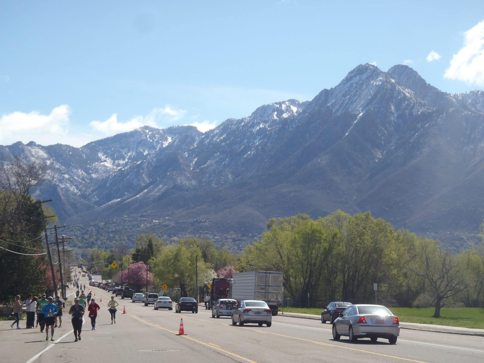 David Redor: Salt Lake City marathon – Beautiful and green ...