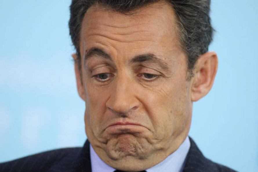 """"""" Rien dans le cerveau """" : A nice, les propos de Sarkozy sur """" Nuit debout """" font réagir"""