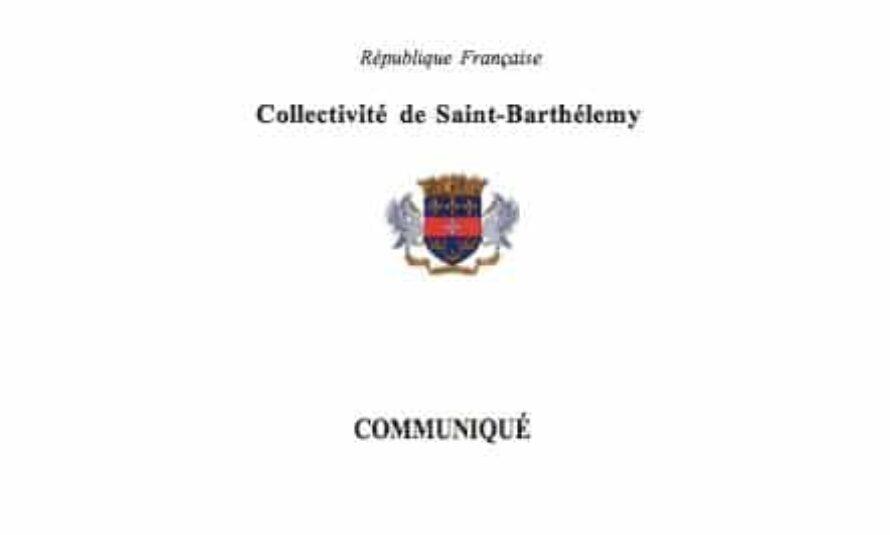 Saint-Barthélemy : Projet de carte d'urbanisme à partir de demain 15 avril…