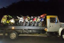 Sint Maarten : 11 scooters confiscated controlled and confiscated by police