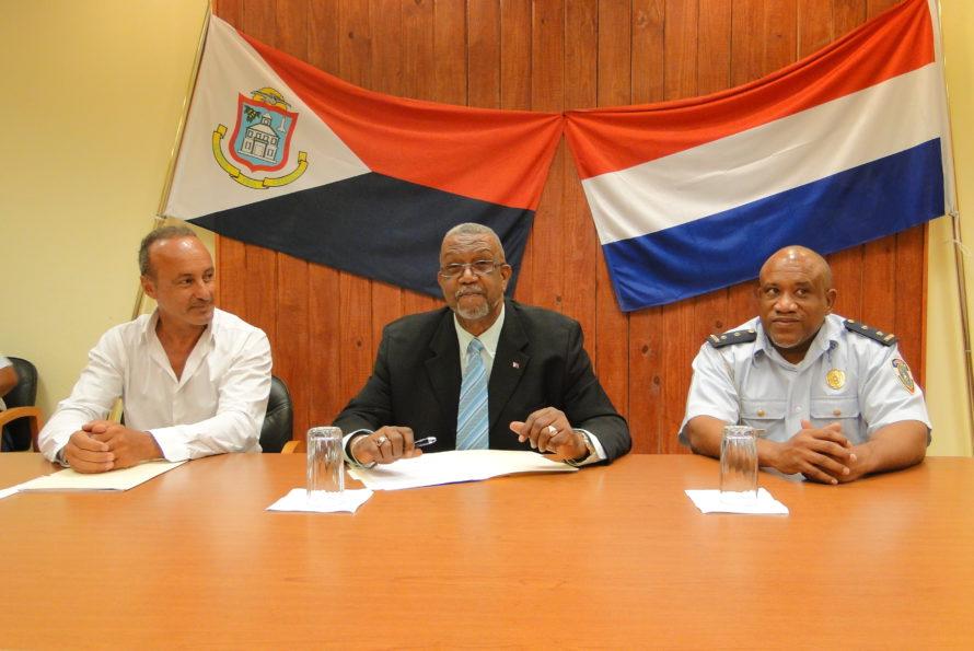 Police report Sint Maarten