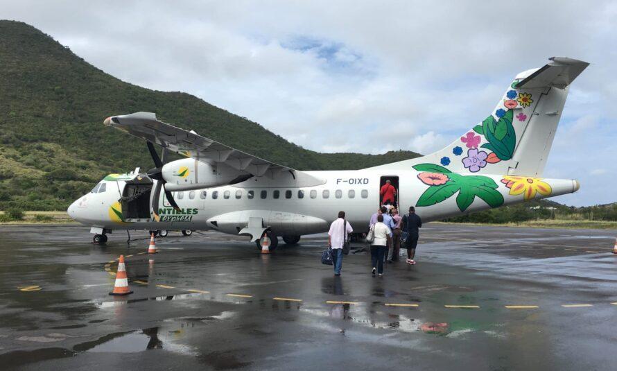 Air Antilles : La vraie compagnie LOWCOST des Antilles Françaises depuis 2002 monte en puissance !