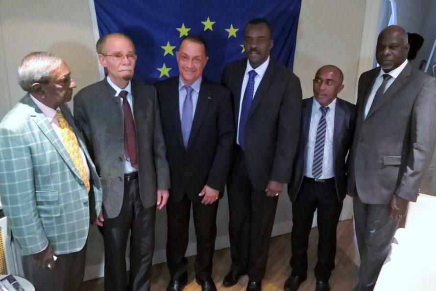 Communiqué de presse : Participation de la collectivité à la réunion de l'ARUP, rencontre des RUP avec le président de la commission européenne