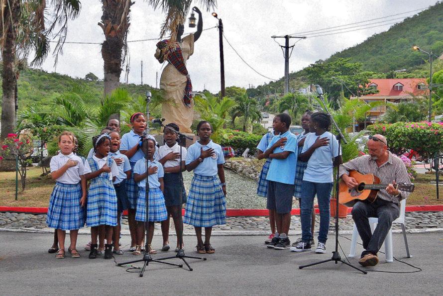 Saint-Martin : Une commémoration de l'abolition de l'esclavage simple et solennelle