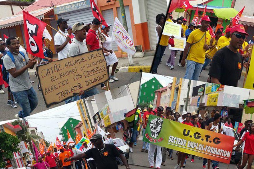 Guadeloupe, Martinique, Guyane et Réunion : La crise sociale actuelle cache une véritable crise Politique