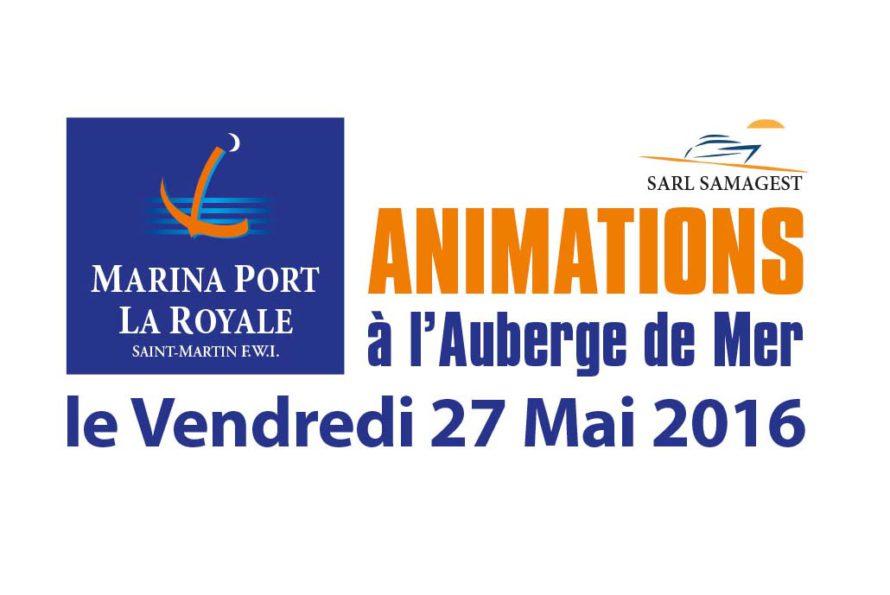 Abolition de l'esclavage : La marina Port La Royale en ébullition le 27 mai 2016