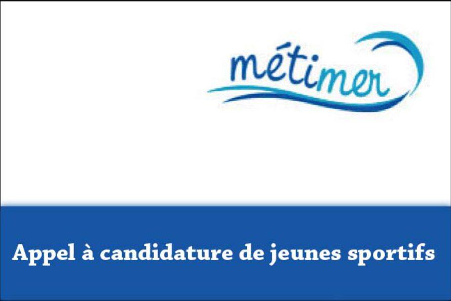 Metimer : Appel à candidature de jeunes sportifs