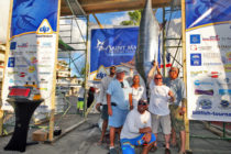 Saint-Martin Billfish Tournament : Le portique de pesée se garnit