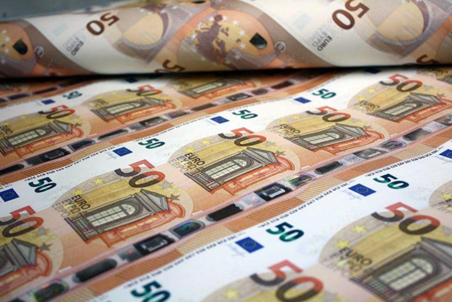 BCE : Un nouveau billet de 50 euros en 2017