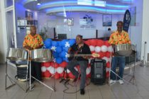 The USA Independence Day Highlighted at SXM Airport