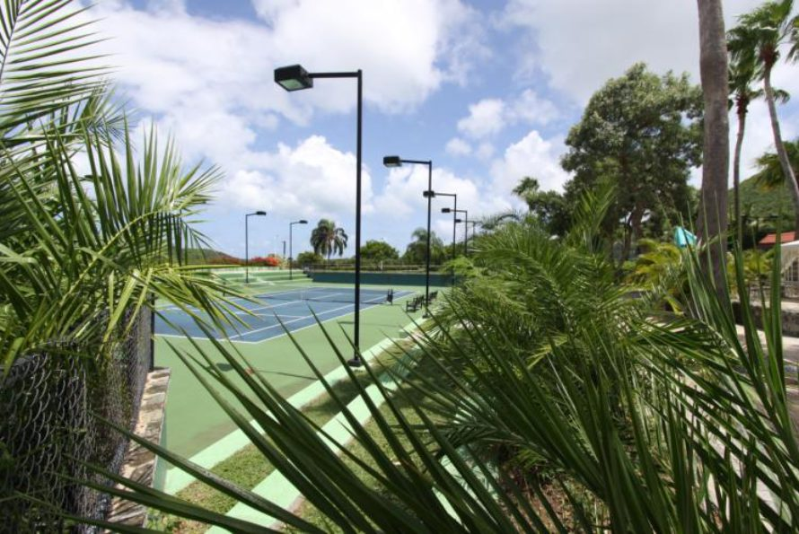 Ouverture d'une nouvelle Academy de Tennis au sein du Country Club de Port de Plaisance à St Martin