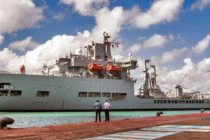 Coopération : Le RFA « Wave Knight » en escale en Martinique