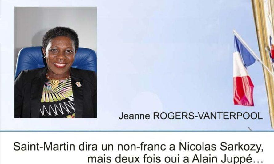 Primaires de la Droite et du Centre: Saint-Martin dira un non-franc a Nicolas Sarkozy, mais deux fois oui a Alain Juppé…
