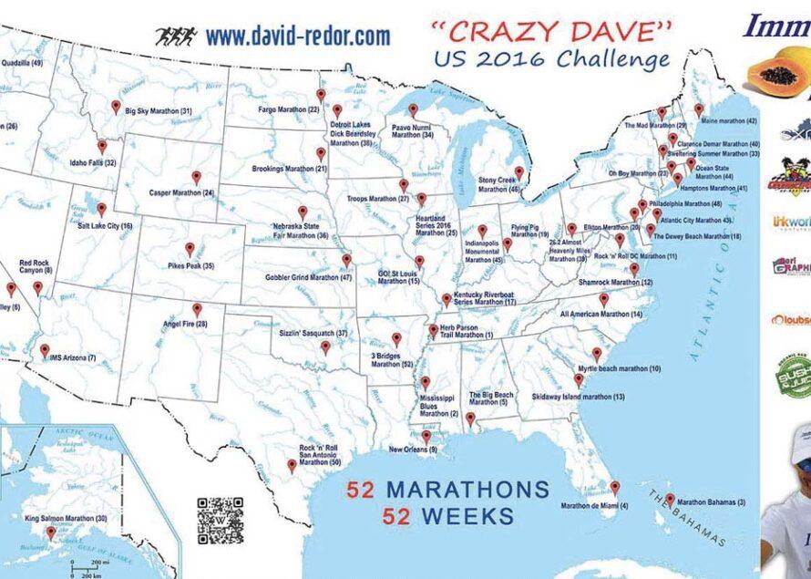 David Redor – Honolulu marathon : une course plaisante et très (trop) bien vendue !