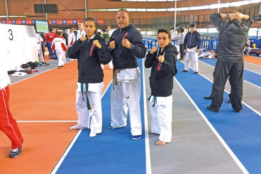 Tournois Européen de Karaté Kyokushin IKO