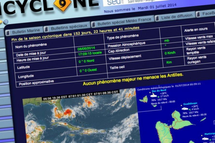 Sxm Cyclone : Saint Martin et Saint Barth sont en vigilance cyclone ROUGE