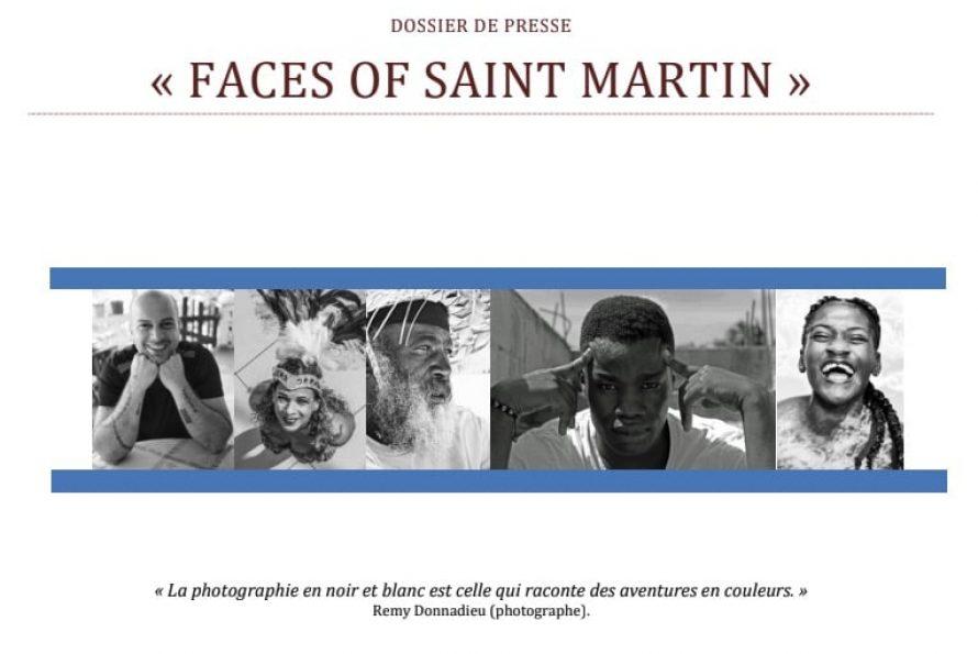 Exposition de photographies « Faces of Saint-Martin »