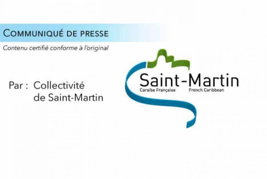 La Collectivité de Saint Martin et la CTOS prennent des mesures pour assurer le service public dans les écoles à partir de lundi