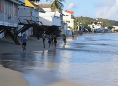 2e édition de la SXM SWIMRUN 2018