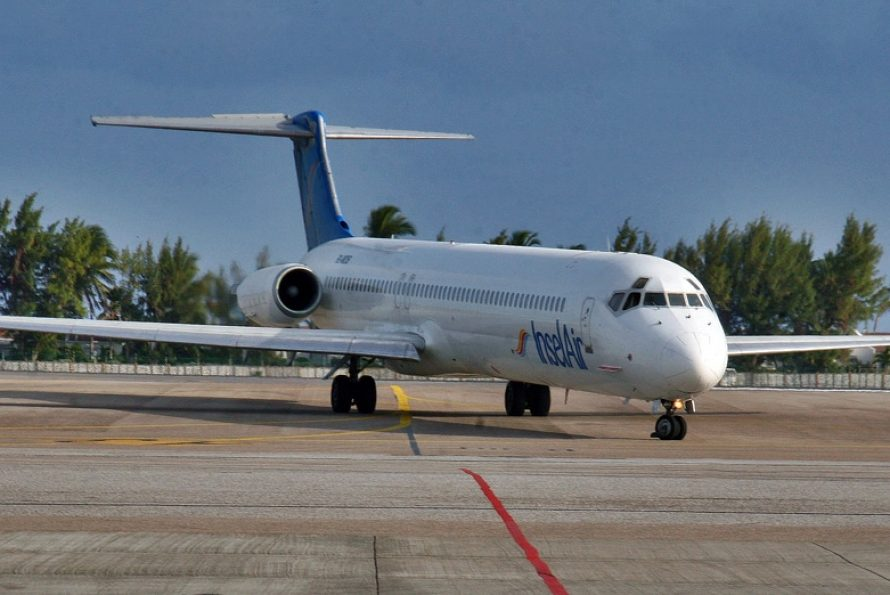 InselAir en discussion pour s'allier avec InterCaribbean Airways