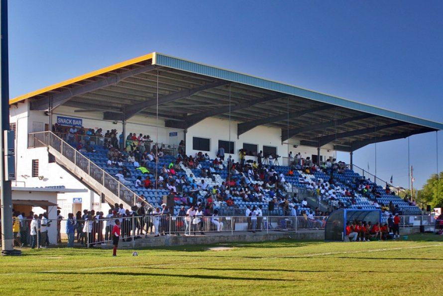 Saint-Martin s'incline face à la Guadeloupe lors du premier match pour la Gold Cup 2019