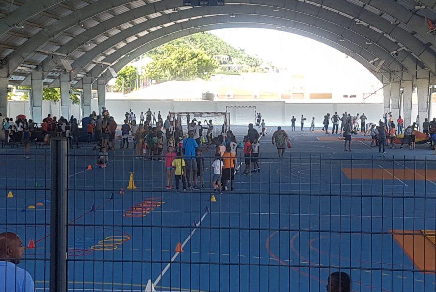 Avenir Sportif Club de Saint-Martin : Reprise des entraînements d'athlétisme pour les plus jeunes