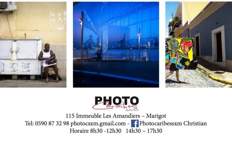 Du 1er Novembre jusqu'a fin Décembre 2018 : Photo Caraïbes et La Ti Expo reçoivent Laurent Bayly
