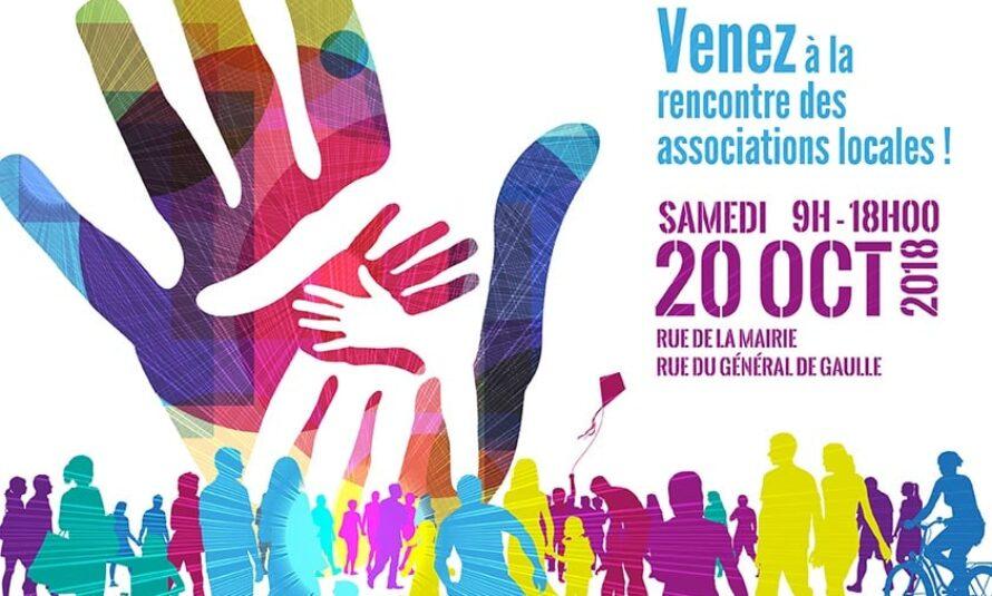 Saint Martin : Forum des associations organisé par la collectivité