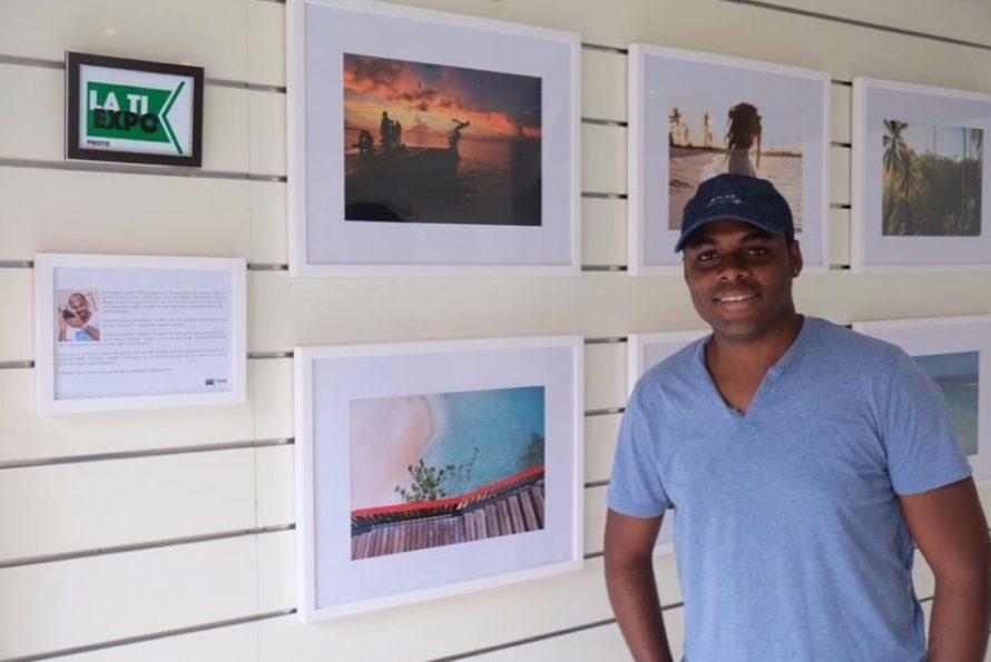 Saint-Martin : Donovane expose jusqu'au 1er Nov a La Ti Expo chez Photo Caraïbes Immeuble Les Amandiers