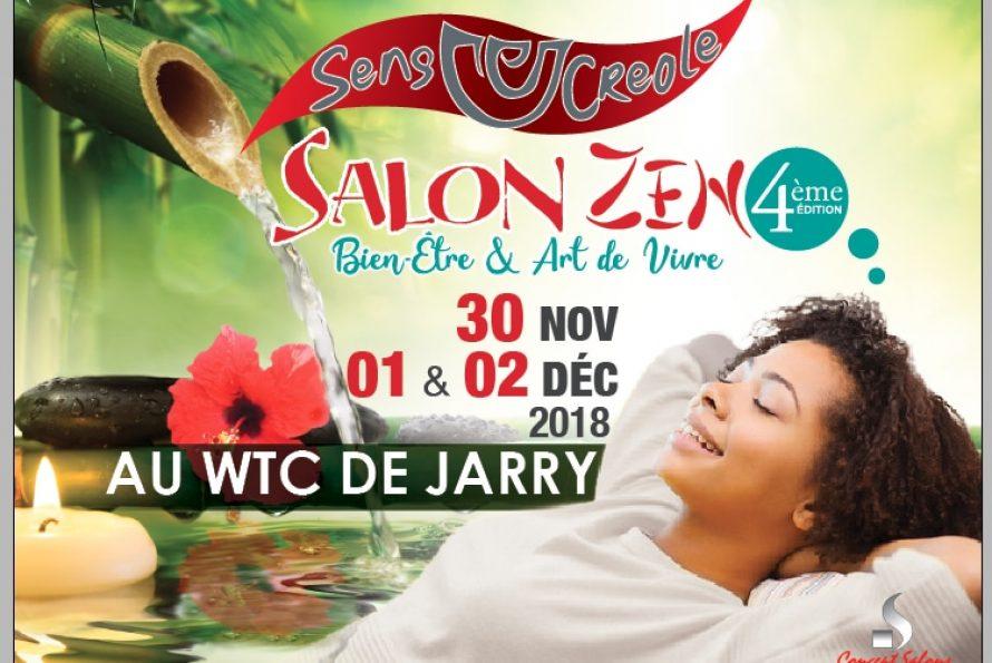 Guadeloupe : Le Salon Sens Créole revient pour sa 4ème édition au WTC de Jarry du 30 novembre au 2 décembre 2018
