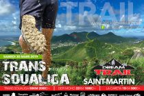 Saint Martin : TRANS SOUALIGA 2019 organisée par DREAM OF TRAIL SXM