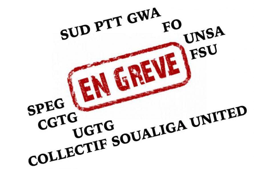Saint-Martin : Une grève générale à partir du 11 avril 2019 avec 8 organisations syndicales qui s'unissent pour faire plier l'impliable ?